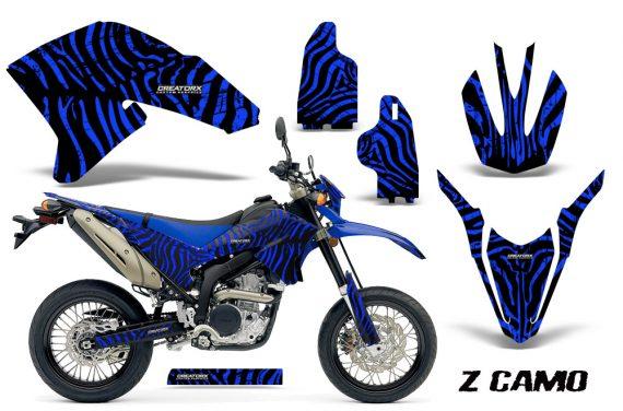 Yamaha WR250X R Graphics Kit ZCamo Blue NP 570x376 - Yamaha WR250 R-X 2007-2016 Graphics