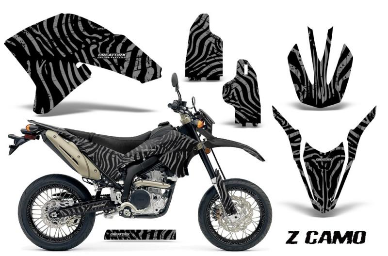 Yamaha WR250 R/X Graphics 2007-2013