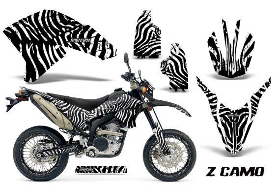 Yamaha WR250X R Graphics Kit ZCamo White NP Rims 570x376 - Yamaha WR250 R-X 2007-2019 Graphics