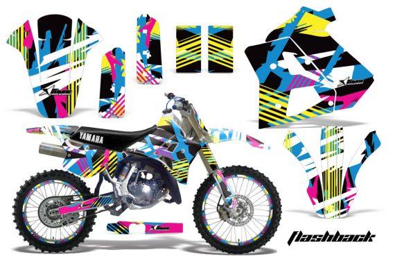 Yamaha WR250z 91 93 AMR Graphics Kit Decal Flashback NPs 570x376 - Yamaha WR250z 1991-1993 Graphics