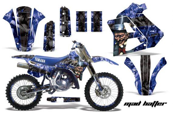 Yamaha WR250z 91 93 AMR Graphics Kit Decal MadHatter U K NPs 570x376 - Yamaha WR250z 1991-1993 Graphics