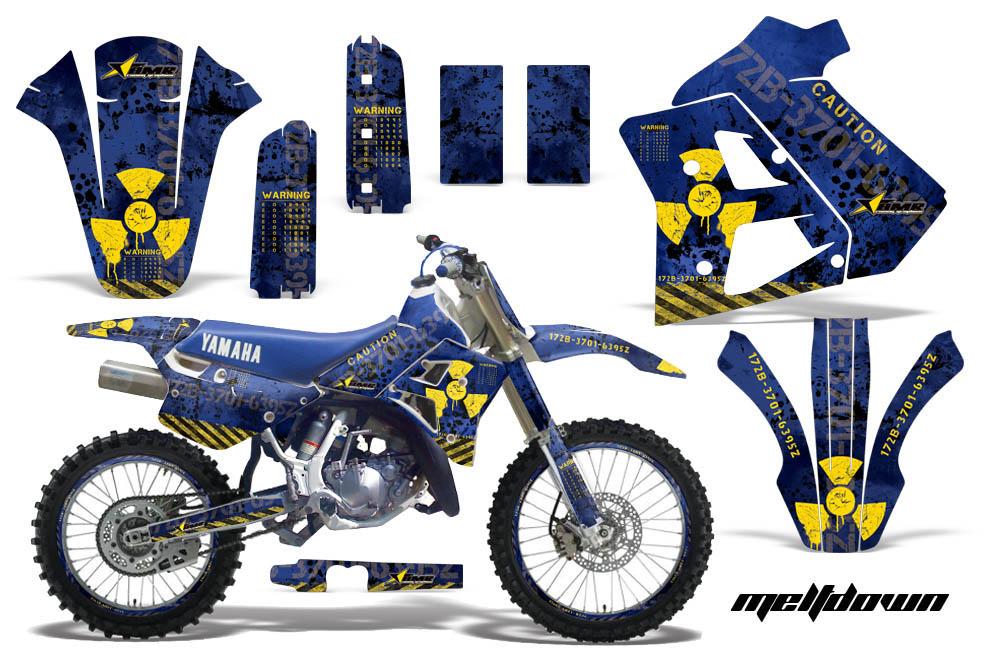 Yamaha WRz Graphics CREATORX Graphics MX ATV - Decal graphics for dirt bikes