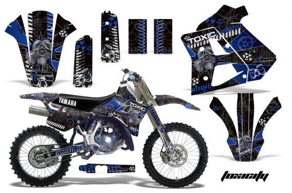 Yamaha WR250z 91 93 AMR Graphics Kit Decal Toxicity U K NPs 570x376 - Yamaha WR250z 1991-1993 Graphics