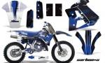 Yamaha WR250z 91 93 AMR Graphics Kit Decal carbon x U NPs 150x90 - Yamaha WR250z 1991-1993 Graphics