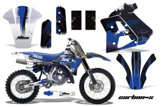 Yamaha WR250z 91 93 AMR Graphics Kit Decal carbon x U NPs 320x211 - Yamaha WR250z 1991-1993 Graphics