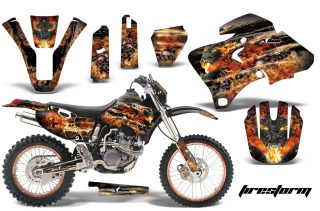 Yamaha WR426 AMR Graphics Kit FS B NPs 320x211 - Yamaha WR250/400/426F 1998-2002 Graphics