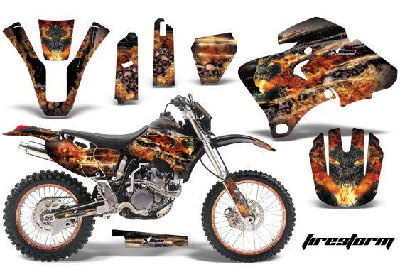 Yamaha WR426 AMR Graphics Kit FS B NPs 570x376 - Yamaha WR250/400/426F 1998-2002 Graphics