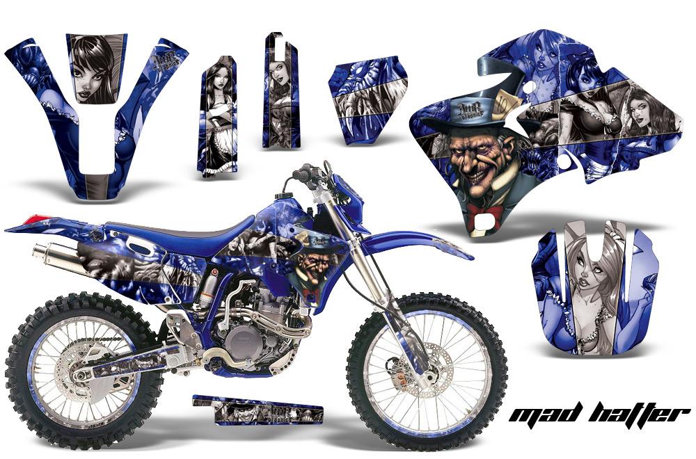 Yamaha WRF Graphics CREATORX Graphics MX - Decal graphics for dirt bikes