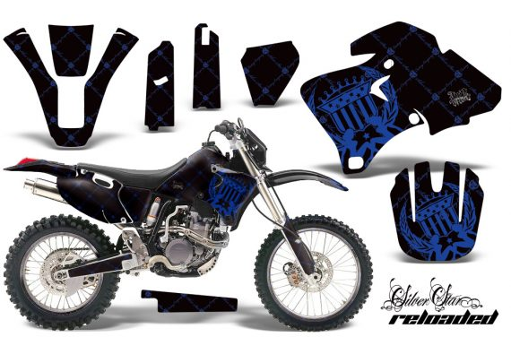 Yamaha WR426 AMR Graphics Kit SSR BLB NPs 570x376 - Yamaha WR250/400/426F 1998-2002 Graphics