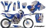 Yamaha WR426 AMR Graphics Kit TB BL NPs 150x90 - Yamaha WR250/400/426F 1998-2002 Graphics