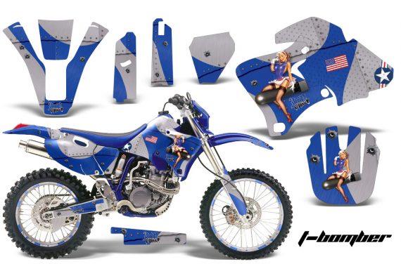 Yamaha WR426 AMR Graphics Kit TB BL NPs 570x376 - Yamaha WR250/400/426F 1998-2002 Graphics