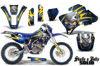 Yamaha WR250/400/426F Graphics 1998-2002