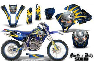 Yamaha WR250/400/426F Graphics 1998-2002