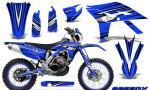 Yamaha WR450F 2012 2014 CreatorX Graphics Kit SpeedX Blue NP Rims 150x90 - Yamaha WR450F 2012-2014 Graphics