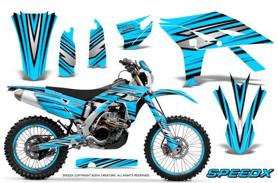 Yamaha WR450F 2012 2014 CreatorX Graphics Kit SpeedX BlueIce NP Rims 570x376 - Yamaha WR450F 2012-2014 Graphics