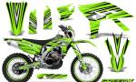 Yamaha WR450F 2012 2014 CreatorX Graphics Kit SpeedX Green NP Rims 150x90 - Yamaha WR450F 2012-2014 Graphics