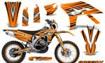 Yamaha WR450F 2012 2014 CreatorX Graphics Kit SpeedX Orange NP Rims 150x90 - Yamaha WR450F 2012-2014 Graphics