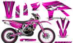 Yamaha WR450F 2012 2014 CreatorX Graphics Kit SpeedX Pink NP Rims 150x90 - Yamaha WR450F 2012-2014 Graphics