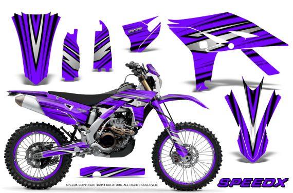 Yamaha WR450F 2012 2014 CreatorX Graphics Kit SpeedX Purple NP Rims 570x376 - Yamaha WR450F 2012-2014 Graphics