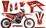 Yamaha WR450F 2012 2014 CreatorX Graphics Kit SpeedX Red NP Rims 150x90 - Yamaha WR450F 2012-2014 Graphics
