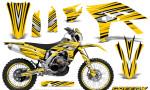 Yamaha WR450F 2012 2014 CreatorX Graphics Kit SpeedX Yellow NP Rims 150x90 - Yamaha WR450F 2012-2014 Graphics