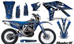 Yamaha WR450F 2012-2014 Graphics Kit