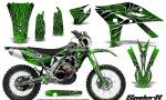 Yamaha WR450F 2012 2014 CreatorX Graphics Kit SpiderX Green NP Rims 150x90 - Yamaha WR450F 2012-2014 Graphics