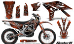 Yamaha WR450F 2012 2014 CreatorX Graphics Kit SpiderX Orange NP Rims 150x90 - Yamaha WR450F 2012-2014 Graphics