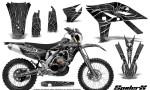 Yamaha WR450F 2012 2014 CreatorX Graphics Kit SpiderX Silver NP Rims 150x90 - Yamaha WR450F 2012-2014 Graphics