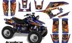 Yamaha Warrior 350 AMR Graphics FS BL 150x90 - Yamaha Warrior 350 Graphics