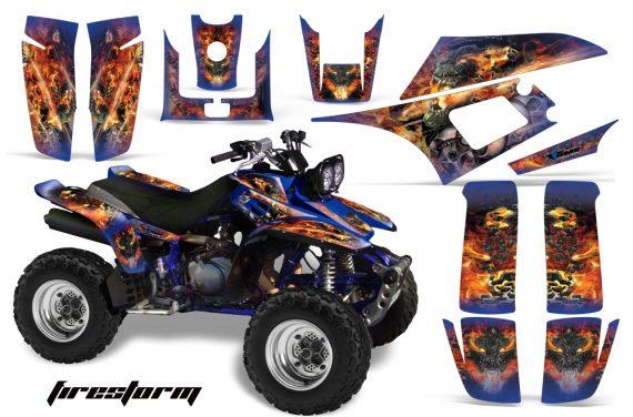 Yamaha Warrior 350 AMR Graphics FS BL 570x376 - Yamaha Warrior 350 Graphics