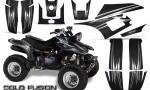 Yamaha Warrior 350 CreatorX Graphics Kit Cold Fusion Black 150x90 - Yamaha Warrior 350 Graphics