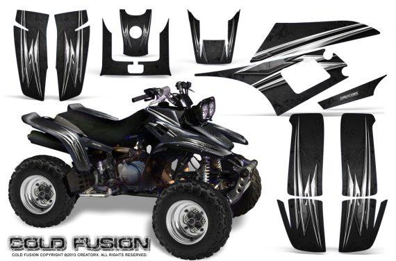 Yamaha Warrior 350 CreatorX Graphics Kit Cold Fusion Black 570x376 - Yamaha Warrior 350 Graphics