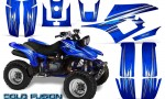 Yamaha Warrior 350 CreatorX Graphics Kit Cold Fusion Blue 150x90 - Yamaha Warrior 350 Graphics