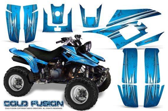 Yamaha Warrior 350 CreatorX Graphics Kit Cold Fusion BlueIce 570x376 - Yamaha Warrior 350 Graphics