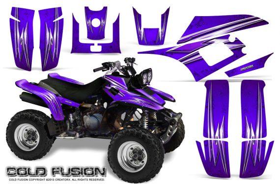 Yamaha Warrior 350 CreatorX Graphics Kit Cold Fusion Purple 570x376 - Yamaha Warrior 350 Graphics