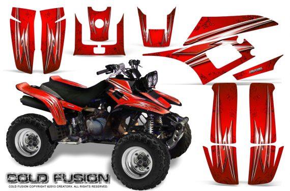 Yamaha Warrior 350 CreatorX Graphics Kit Cold Fusion Red BB 570x376 - Yamaha Warrior 350 Graphics
