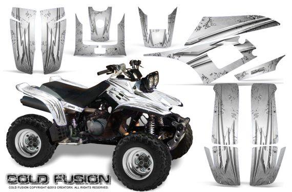 Yamaha Warrior 350 CreatorX Graphics Kit Cold Fusion White 570x376 - Yamaha Warrior 350 Graphics