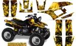 Yamaha Warrior 350 CreatorX Graphics Kit Inferno Yellow 150x90 - Yamaha Warrior 350 Graphics