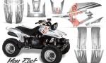 Yamaha Warrior 350 CreatorX Graphics Kit You Rock White 150x90 - Yamaha Warrior 350 Graphics
