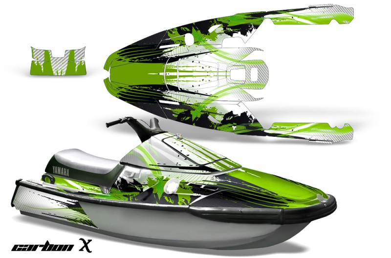 Yamaha-Wave-Runner-III-91-06-AMR-Graphics-Kit-Wrap-CX-G