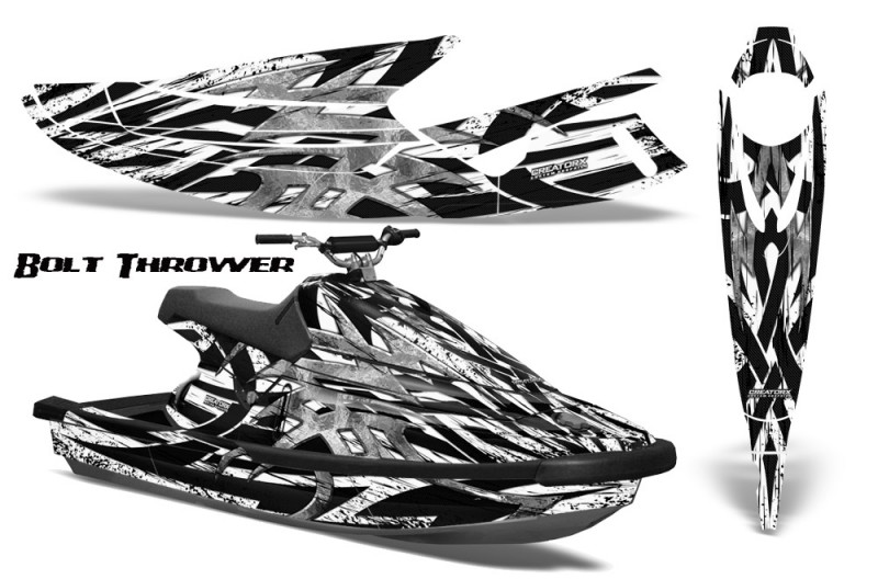 Yamaha-WaveBlaster-93-96-CreatorX-Graphics-Kit-Bolt-Thrower-White