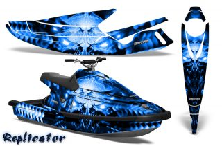 Yamaha WaveBlaster 93 96 CreatorX Graphics Kit Replicator Blue bk 320x211 - Yamaha Wave Blaster Jet Ski 1993-1996 Graphics