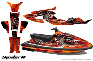 Yamaha WaveRaider CreatorX Graphics Kit SpiderX Orange 320x211 - Yamaha Wave Raider 1994-1996 Graphics