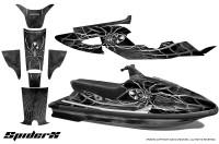 Yamaha-WaveRaider-CreatorX-Graphics-Kit-SpiderX-Silver