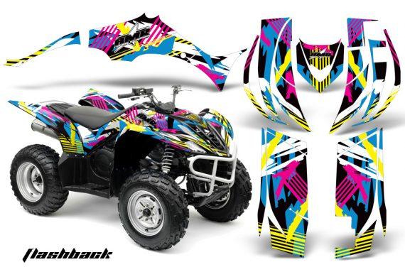 Yamaha Wolverine 06 10 AMR Graphics Kit FB 570x376 - Yamaha Wolverine 2006-2012 Graphics