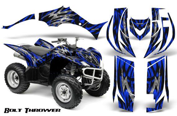 Yamaha Wolverine 06 10 CreatorX Graphics Kit Bolt Thrower Blue BB 570x376 - Yamaha Wolverine 2006-2012 Graphics