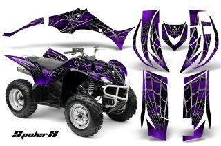 Yamaha Wolverine 06 10 CreatorX Graphics Kit SpiderX Purple 320x211 - Can-Am Maverick X3 TribalX Custom Version Graphics