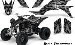 Yamaha YFZ 450 03 08 CreatorX Graphics Kit Bolt Thrower Silver 150x90 - Yamaha YFZ 450 2004-2013 Graphics