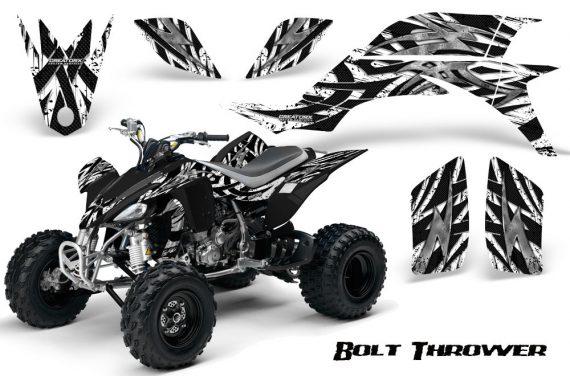 Yamaha YFZ 450 03 08 CreatorX Graphics Kit Bolt Thrower White BB 570x376 - Yamaha YFZ 450 2004-2013 Graphics